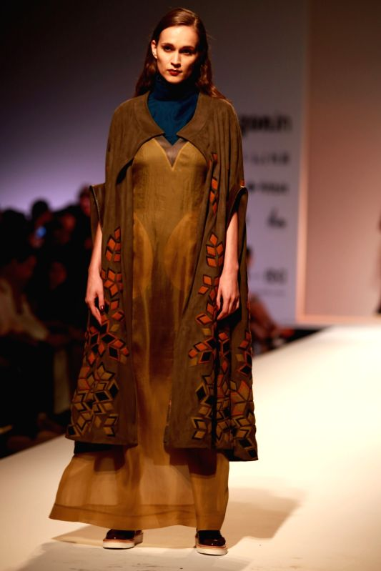 Amazon India Fashion Week 2016 Pallavi Mohan