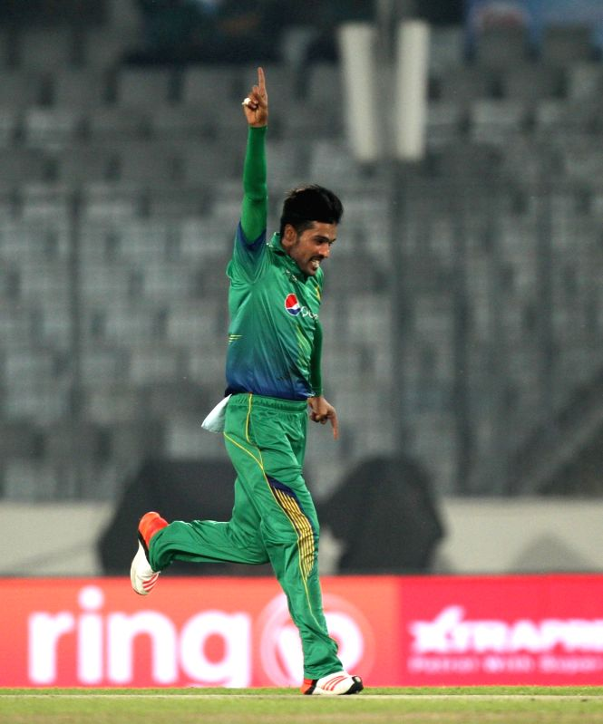 Mohammad Amir. (Photo: Surjeet Yadav/IANS)