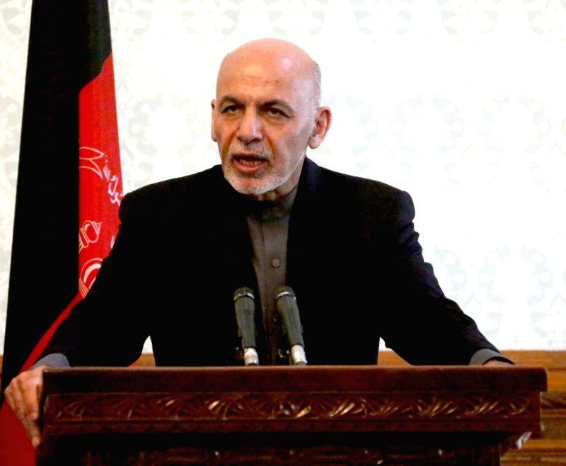 Mohammad Ashraf Ghani. (File Photo: IANS)