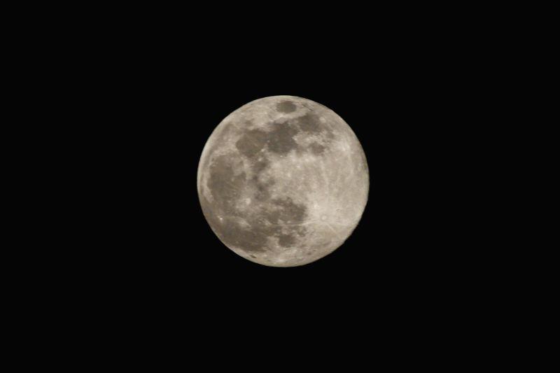 Moon. (File Photo: IANS)