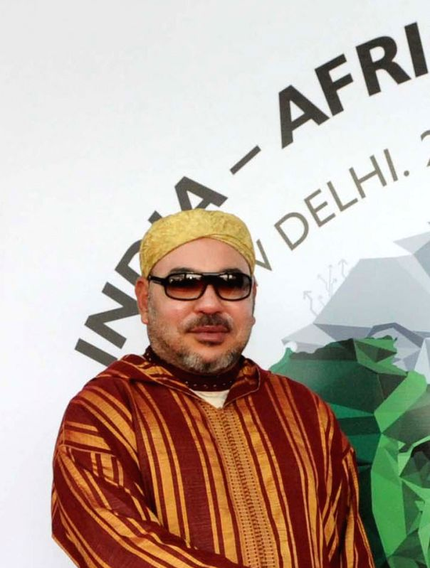 Morocco`s King Mohammed VI. (File Photo: IANS)