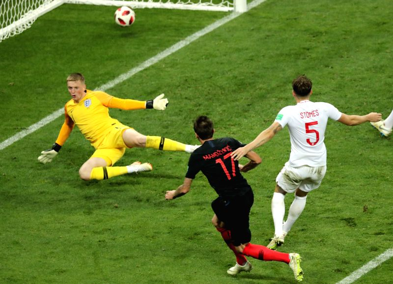 FIFA World Cup: Croatia beat England 2-1 to enter final for first time