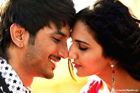 Stills of film Shuddh Desi romance