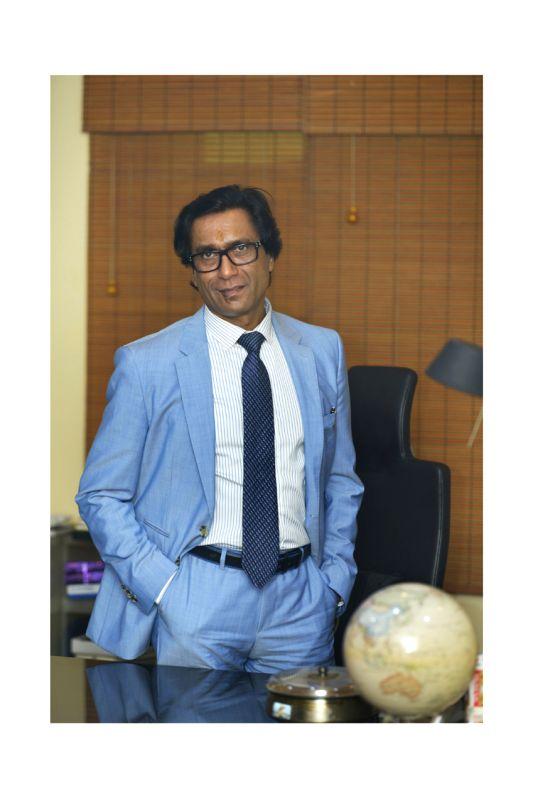 Mr. Ashok Chaturvedi -- CMD Uflex Ltd