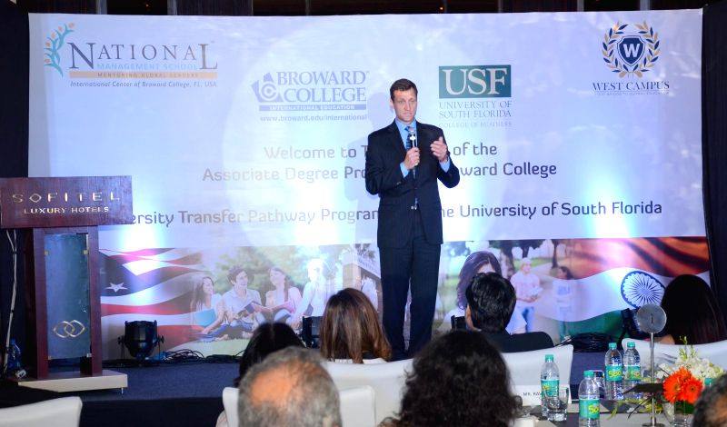 Mr thomas vajda consul general us consulate mumbai for Consul getting started