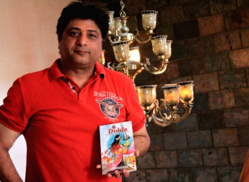 Much more needs to be written on Kashmir: Author Ashish Kaul.