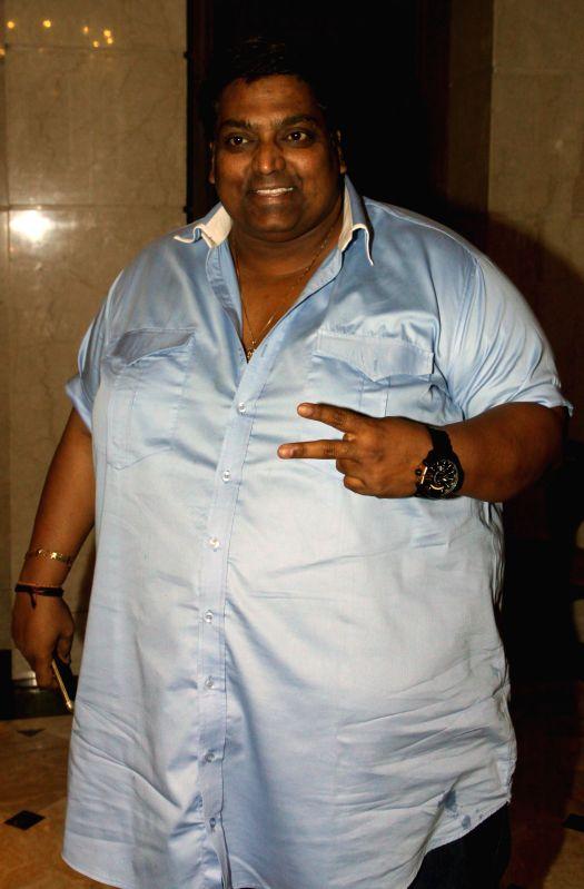 Ganesh Acharya during the Mahurat of film Six X in Mumbai, on March, 01, 2015.