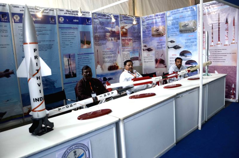 `102nd Indian Science Congress-2015` at MMRDA ground in Mumbai on Jan. 3, 2015.