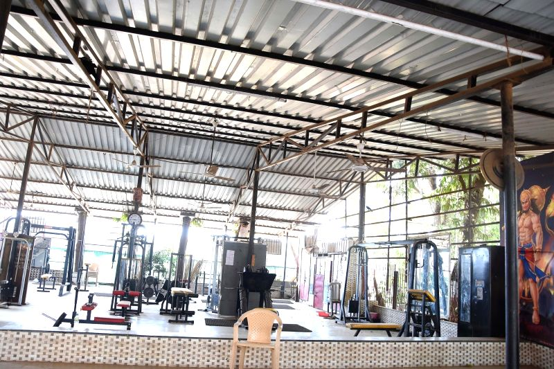 Mumbai: A gym bears a deserted look after the Maharashtra Government ordered the closure of gyms apart from other public facilities in the wake of COVID-19 (coronavirus) pandemic, in Mumbai on March 16, 2020. (Photo: IANS)