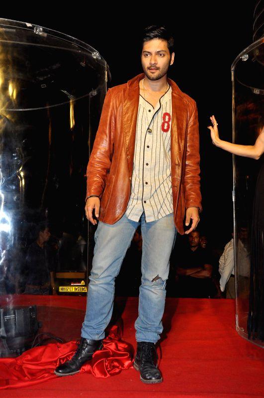 Actor Ali Fazal during the promotion of film 'Khamoshiyan' in Mumbai in Mumbai on Jan. 15, 2015. - Ali Fazal