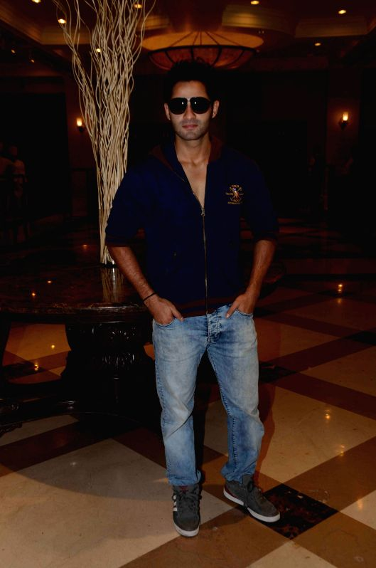 Actor Armaan Jain during the 16th IIFA Voting Weekend, in Mumbai on March 13, 2015. - Armaan Jain