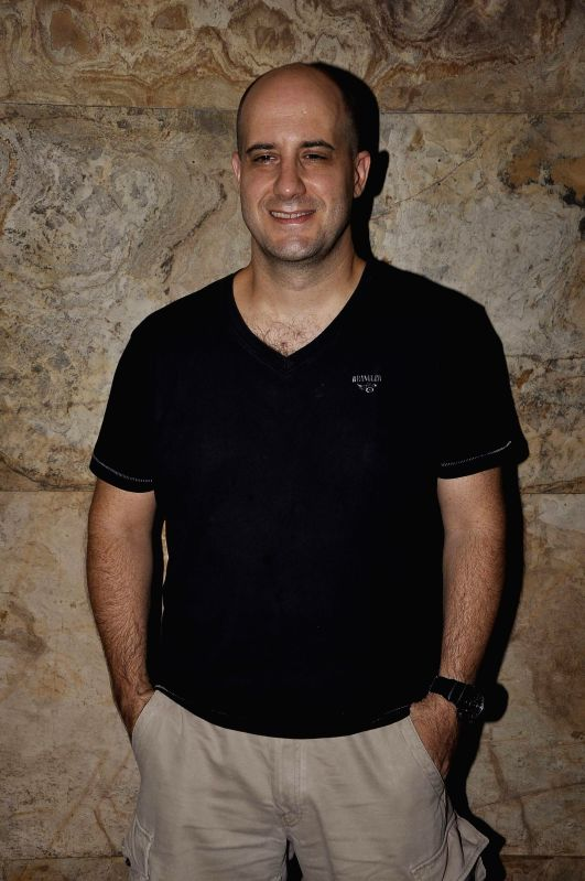 Actor Ashwin Mushran during the premier of Bollywood movie Hola Venky. The movie by independent filmmaker Sandeep Mohan, made at a cost of INR 10 Lakh or US$ 16,000, with his three-member ... - Ashwin Mushran