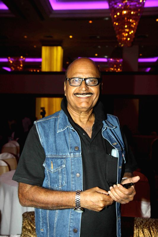 Actor Avtar Gil during the All India Achievers Award in Mumbai, on Jan. 09, 2015. - Avtar Gil