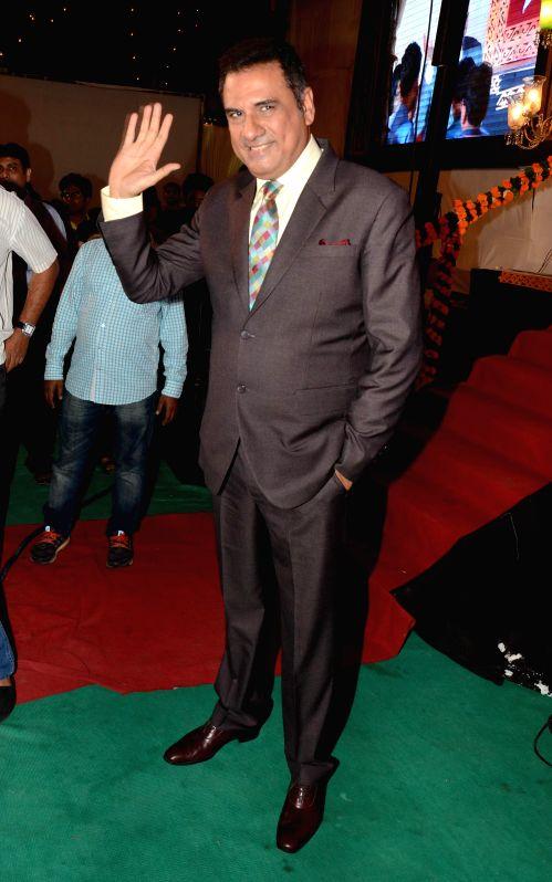 Actor Boman Irani during the 34th annual day celebration of Children`s Welfare Centre High School in Mumbai, on Feb 15, 2015. - Boman Irani