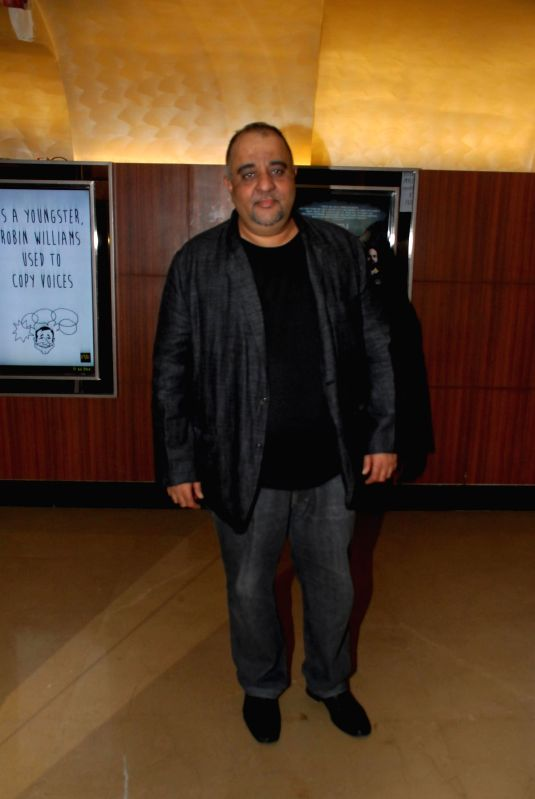 Actor Jagdish Rajpurohit during the My French Film Festival 2015 press meet and screening of film Eastern Boy at PVR Cinemas in Mumbai on 13th Jan 2015 - Jagdish Rajpurohit