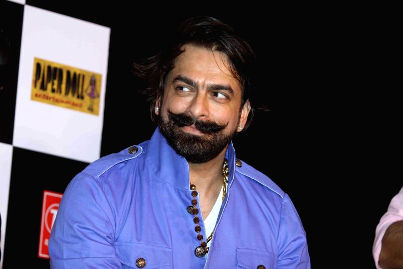 Actor Jas Arora during the trailer launch of upcoming film Ek Paheli
