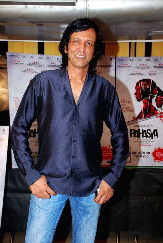 Actor Kay Kay Menon during the DVD launch of film Rahasya in Mumbai, April 3, 2015. - Kay Kay Menon