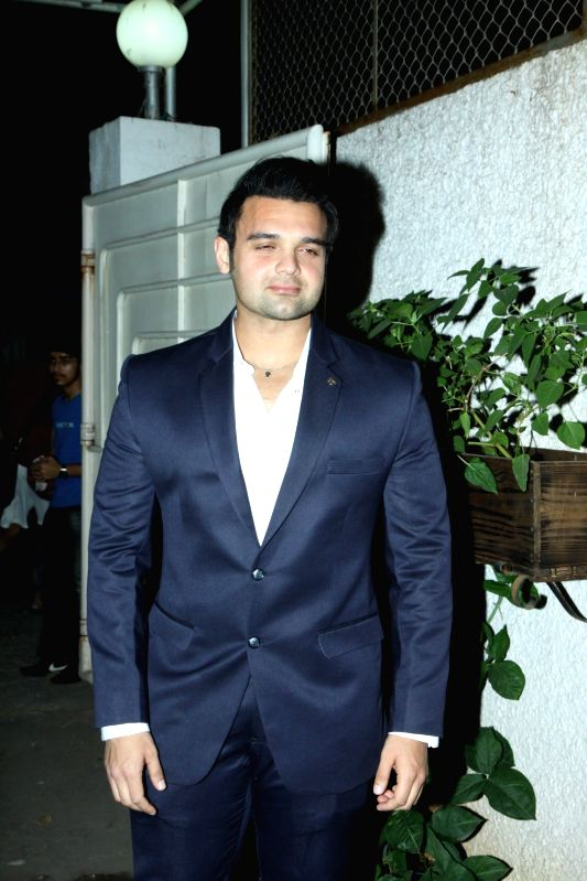 Actor Mahaakshay Chakraborty during the trailer launch of film Ishqedarriyaan in Mumbai on 7th April 2015. - Mahaakshay Chakraborty