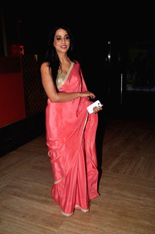 Actor Mahi Gill during the trailer launch of film 'Hey Bro' in Mumbai on Jan. 15, 2015. - Mahi Gill
