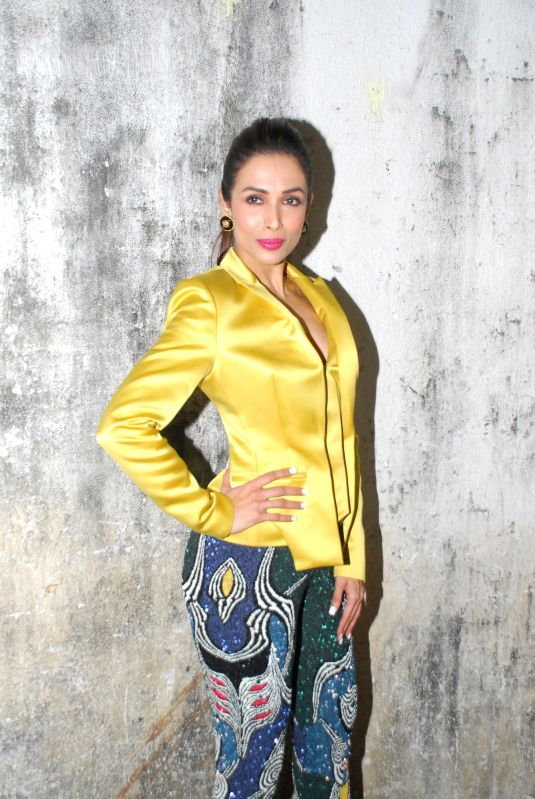 Actor Malaika Arora Khan during the music launch of upcoming film Dolly Ki Doli in Mumbai, on jan. 09, 2015. - Malaika Arora Khan