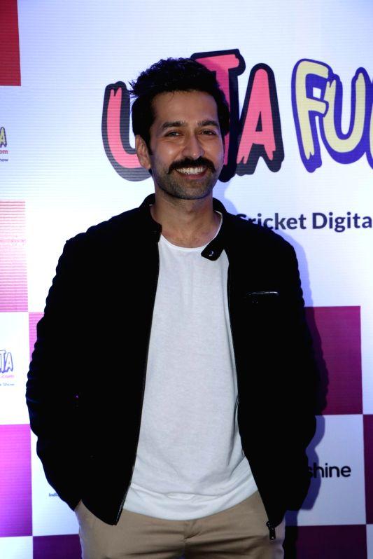 Mumbai: Actor Nakuul Mehta at the launch of cricket digital game show, in Mumbai, on May 29, 2019. (Photo: IANS)