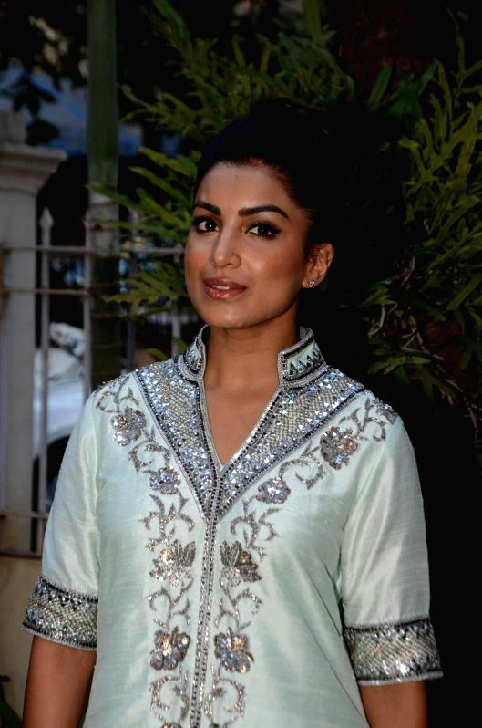 Actor Pallavi Sharda during the launch of fashion designer Kanika Kedia's Spring Summer collection 2015 in Mumbai, on March 16, 2015. - Pallavi Sharda