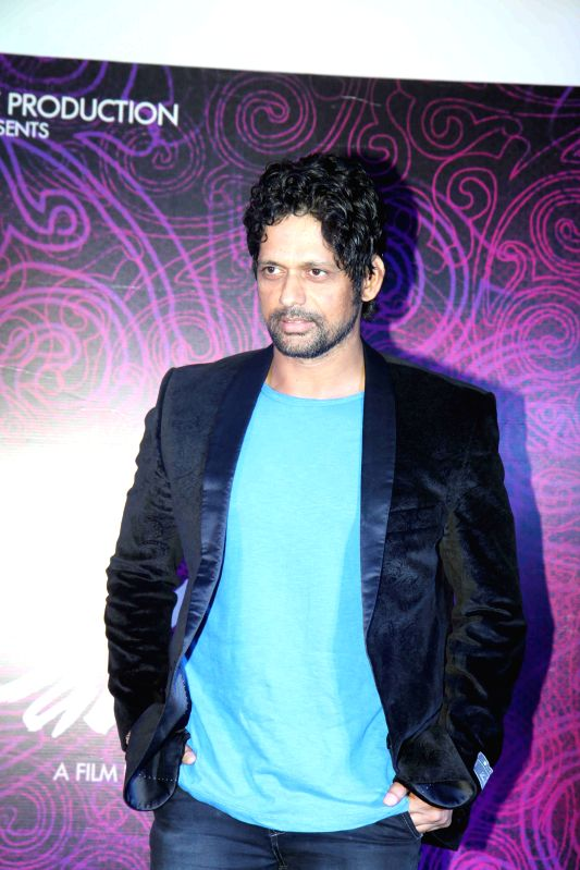 Actor Rajesh Shringarpure during the first look and music launch of Ek Adbhut Dakshina Guru Dakshina in Mumbai on March 25, 2015. - Rajesh Shringarpure