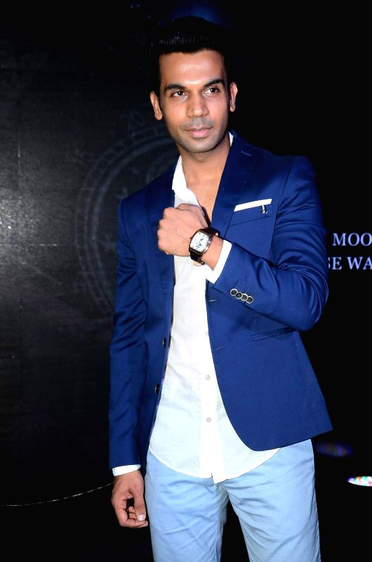 Actor Rajkumar Rao Actor Rajkumar Rao During The