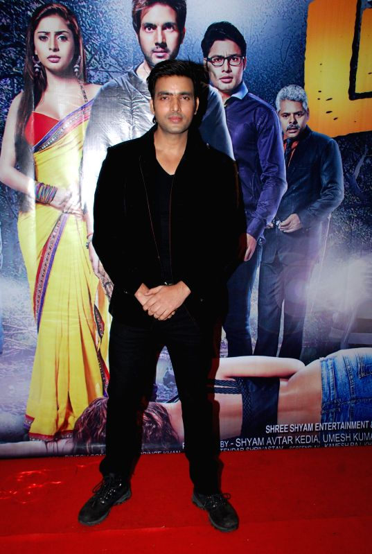 Actor Sahil Akhter during the music launch of film Life Mein Twist Hai in Mumbai, on Nov 19, 2014. - Sahil Akhter
