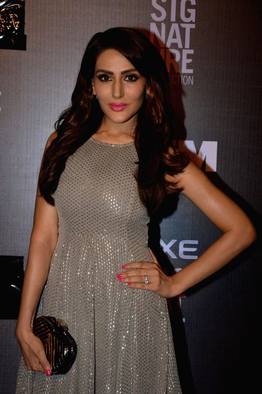 Actor Sudeepa Singh during the Trailer Bachelor of the Year Awards 2014 in Mumbai, on Dec. 22, 2014. - Sudeepa Singh