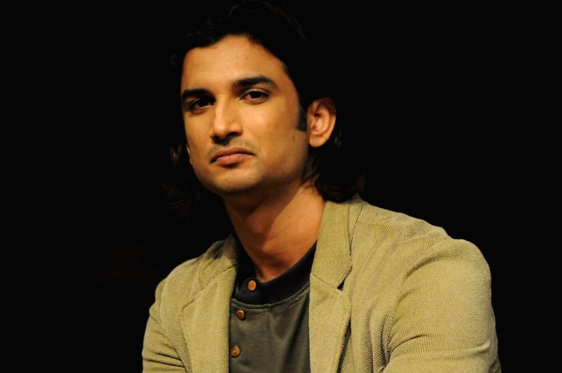 Actor Sushant Singh Rajput during the trailer launch of film Detective Byomkesh Bakshy! in Mumbai, on Jan 21, 2015. - Sushant Singh Rajput
