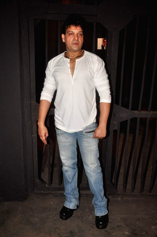 Actor Usman Khan during launch of film Qaidi No 210 in Mumbai, on Feb 16, 2015. The film is based on Bollywood actor Salman Khan's involvement in the infamous blackbuck hunting case in ... - Usman Khan and Salman Khan