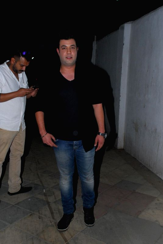 Actor Varun Sharma during the music launch of upcoming film Dolly Ki Doli in Mumbai, on jan. 09, 2015. - Varun Sharma