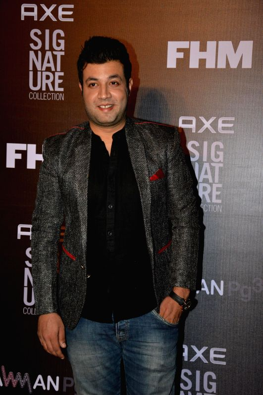 Actor Varun Sharma during the Trailer Bachelor of the Year Awards 2014 in Mumbai, on Dec. 22, 2014. - Varun Sharma