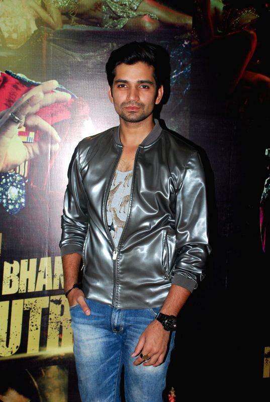 "Actor Vishal Singh during the launch of music album ""Kamasutra"" in Mumbai, on Jan. 15, 2015. - Vishal Singh"