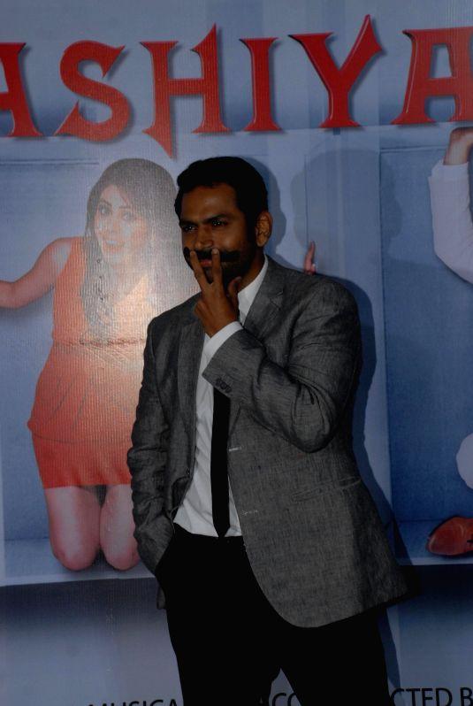 ActorSharib Hashmi  during the press conference of film Badmashiyan in Mumbai on 28th January 2015.