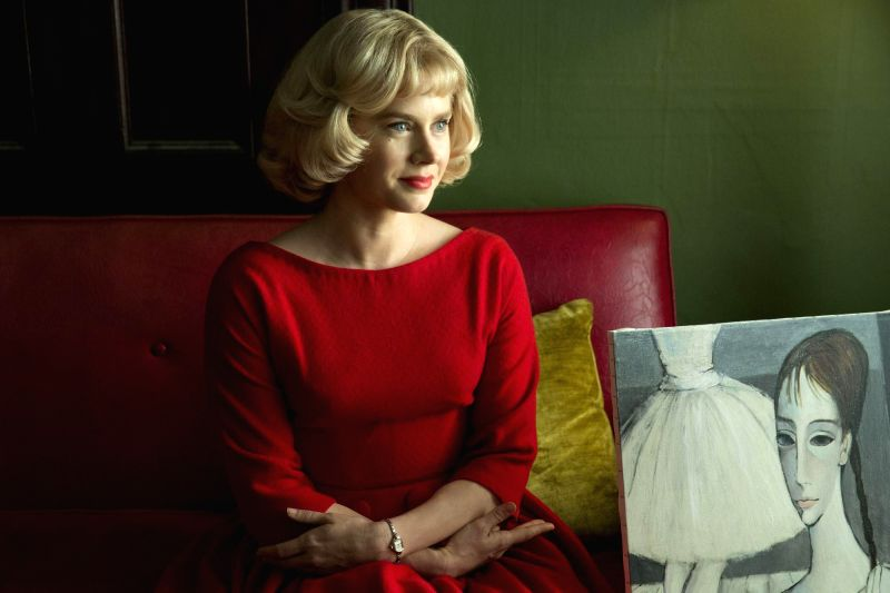Actress Amy Adams in a still from  `Big Eyes`. - Amy Adams