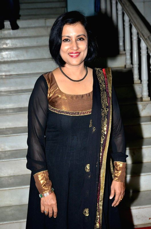 Actress Madhuurima during the Bharat Gaurav Achievement Award 2015 in Mumbai on Jan 24, 2015. - Madhuurima