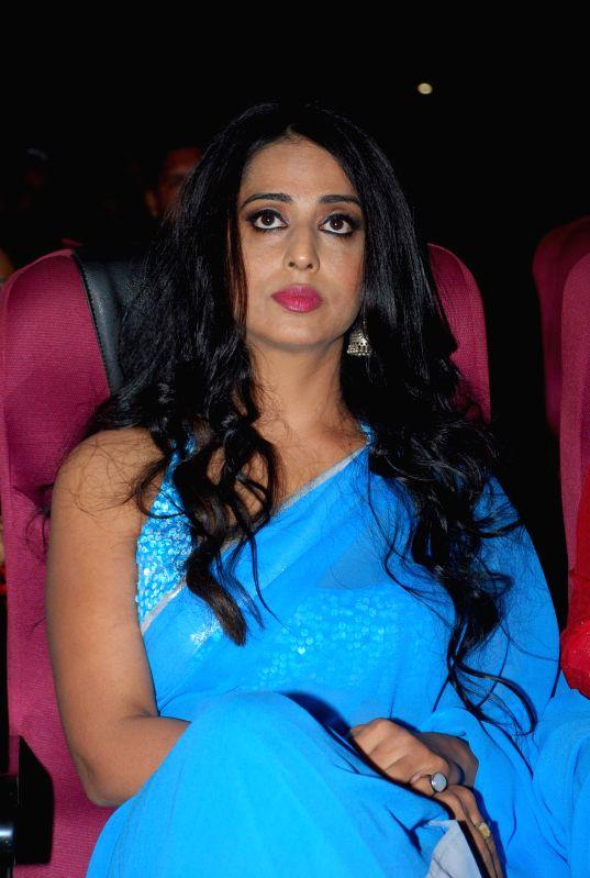 Actress Mahi Gill at the trailer launch of film ''Hey Bro'' in Mumbai, on Jan 15, 2015. - Mahi Gill