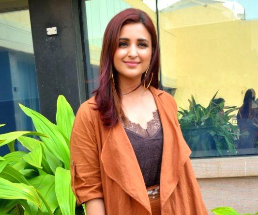 Actress Parineeti Chopra