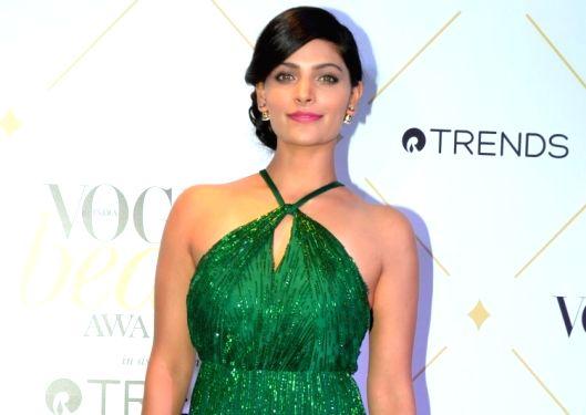 Actress Saiyami Kher