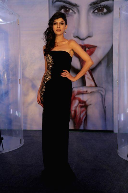 Actress Sapna Pabbi during the music launch of film Khamoshiyan in Mumbai on 5th Jan 2015 - Sapna Pabbi