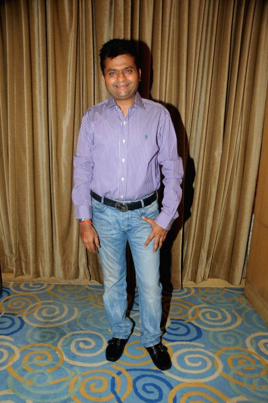Aneel Murarka during the launch of film Melody in Mumbai, on November 20, 2014.