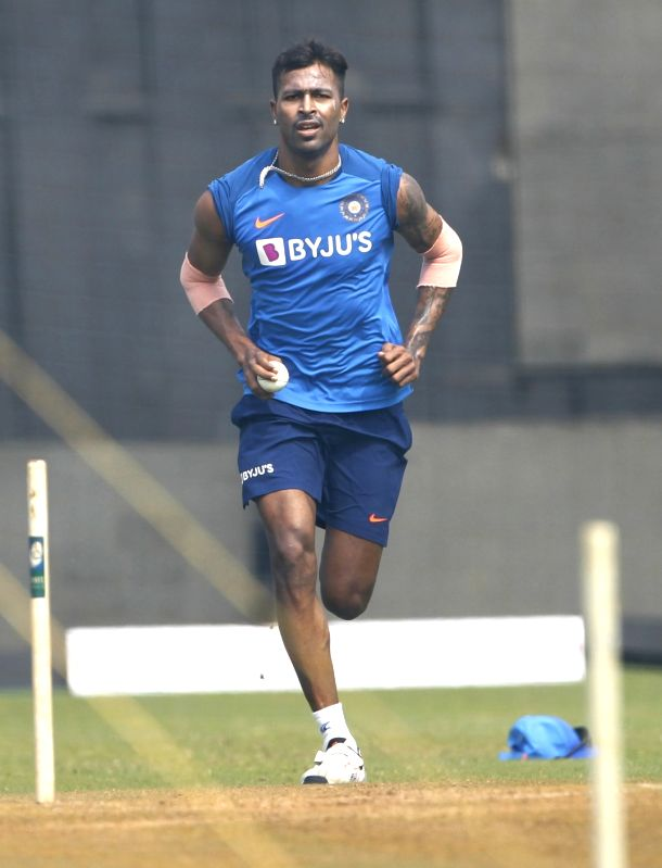 Mumbai, April 10 (IANS) Even as the world is fighting the coronavirus outbreak, India all-rounder Hardik Pandya took to social media to look at the brighter side of life and wished the world on Siblings Day as he also posted a photo with his own and
