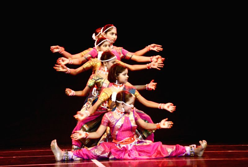 Artit perform during a programme at NCPA in Mumbai, on April 22, 2015.