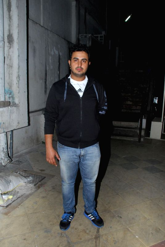 Filmmaker Abhishek Dogra during the music launch of upcoming film Dolly Ki Doli in Mumbai, on jan. 09, 2015. - Abhishek Dogra