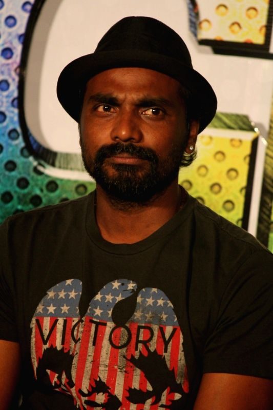 Filmmaker and choreographer Remo D'Souza during the trailer launch of film Any Body Can Dance 2 (ABCD 2) in Mumbai, on April 23, 2015.