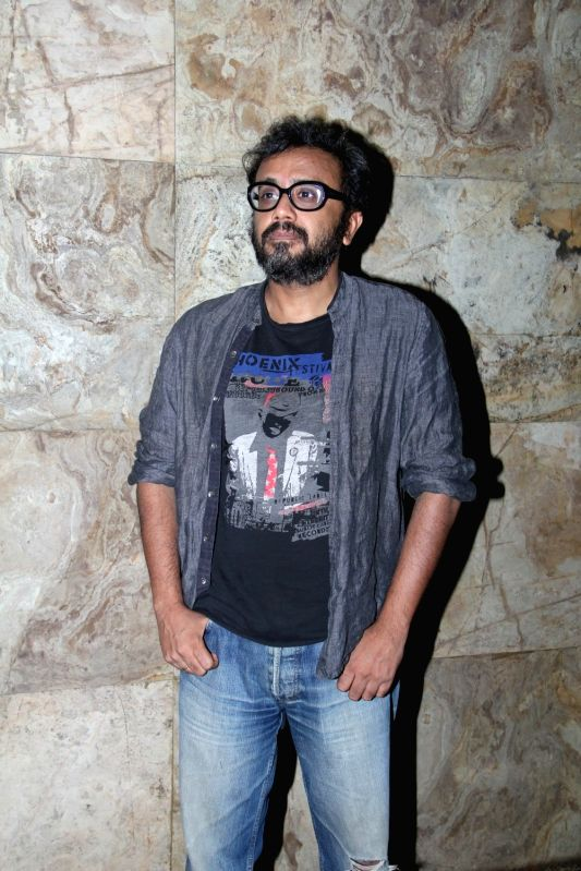 Filmmaker Dibakar Banerjee during the special screening of film Margarita With A Straw in Mumbai on April 8, 2015. - Dibakar Banerjee