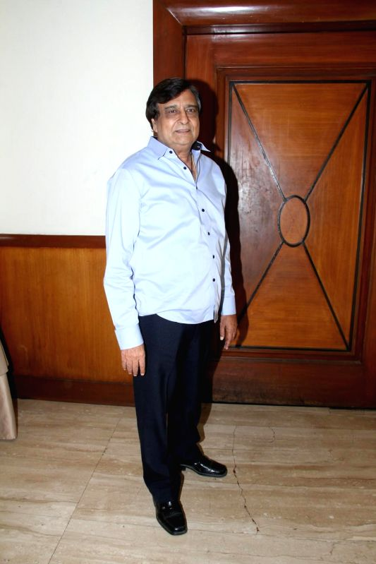 Filmmaker K C Bokadia during the press conference of film Dirty Politics, in Mumbai on March 3, 2015. - K C Bokadia
