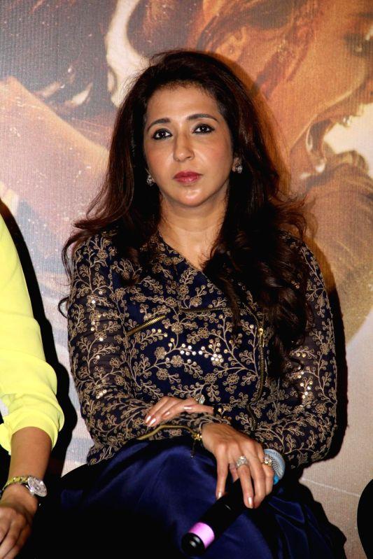 Filmmaker Krishika Lulla during the trailer launch of film NH10 in Mumbai, on Feb 5, 2015. - Krishika Lulla